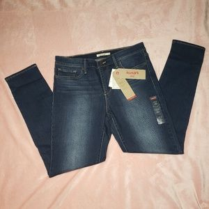 Levi's 311 Shaping Skinny Women's With Tags